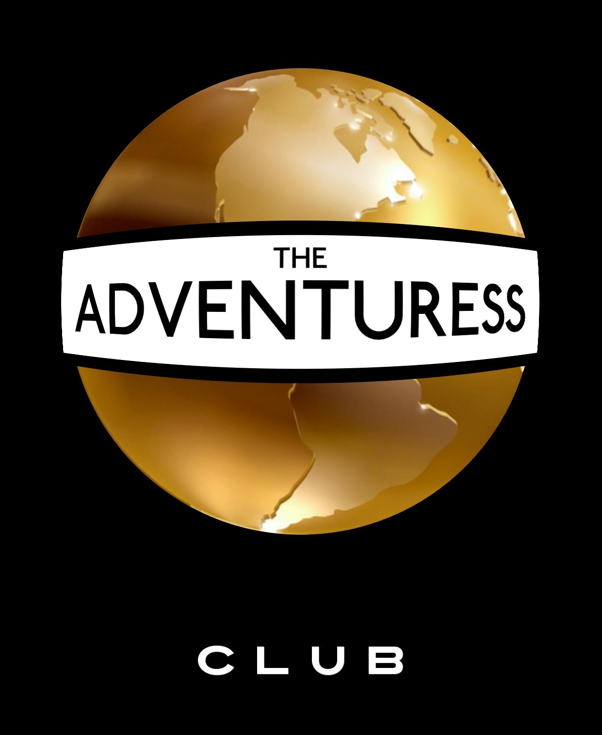 THE ADVENTURESS CLUB LOGO
